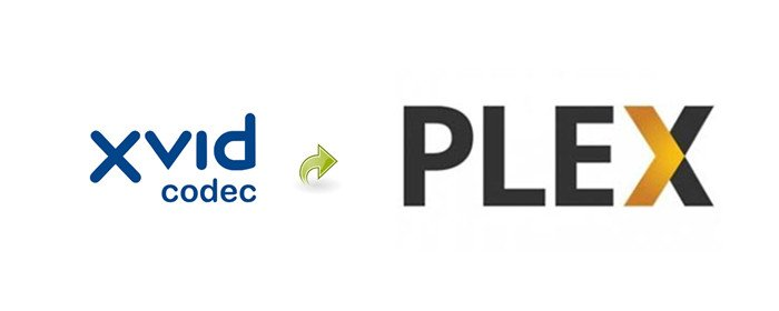 Play Xvid Files on Plex