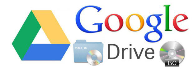 Convert and Upload Video_TS/ISO to Google Drive