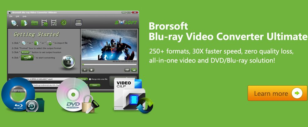 Video Converter for Mac: Easily Convert Video ... - Brorsoft